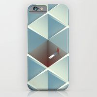 iPhone & iPod Case featuring Physica Obscura by D.N.A.