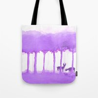 A Forest Tote Bag