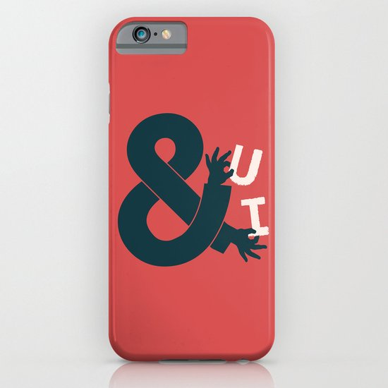 You and I, Ampersand iPhone & iPod Case