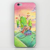 Land of Ooo iPhone & iPod Skin