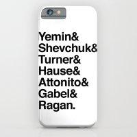 PUNK-ROCK'S FINEST iPhone 6 Slim Case