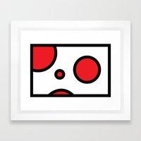 No. 12 Framed Art Print