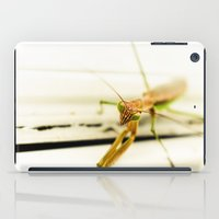 Praying Mantis iPad Case