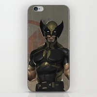 Serval 2.0 iPhone & iPod Skin