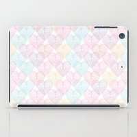Patterns Of My Heart iPad Case