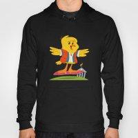 Hover Bird Hoody