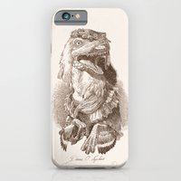 iPhone Cases featuring Diane O' Nychus by Bouletcorp