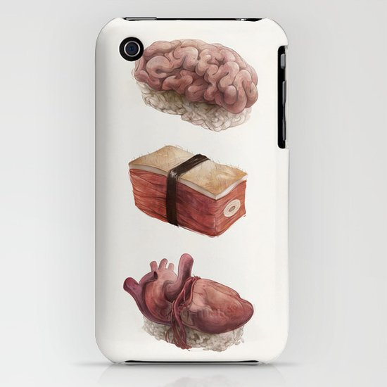 Fresh Flesh iPhone & iPod Case