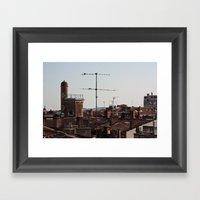 Toulouse I Framed Art Print