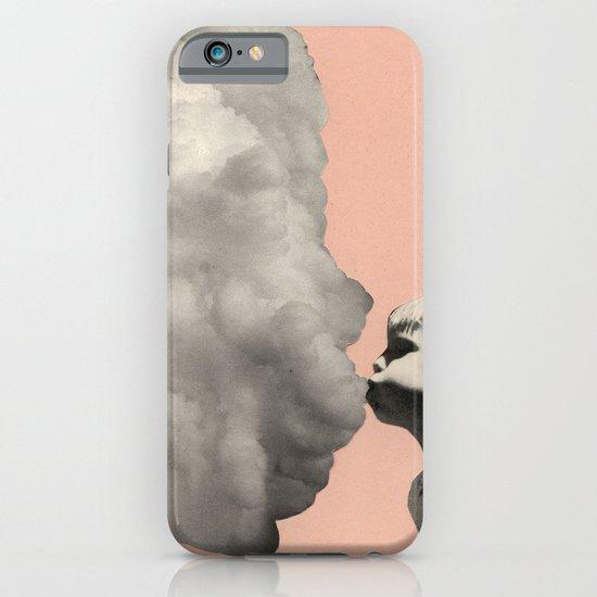 Exhalation iPhone & iPod Case
