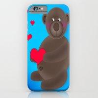 Little Love Bear iPhone 6 Slim Case