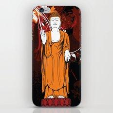 Vintage Buddha iPhone & iPod Skin