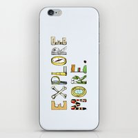 Explore More. iPhone & iPod Skin