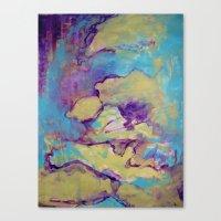 Outskirts Canvas Print