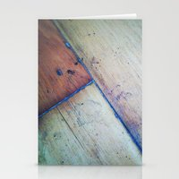My Brother's Kitchen Floor Stationery Cards