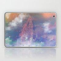 Towards The Mount Olympu… Laptop & iPad Skin