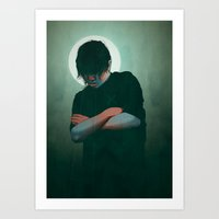 Passenger II (alternativ… Art Print