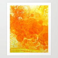 Abstract #52 Art Print