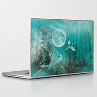 Laptop & iPad Skin featuring FOREST DREAMING by Catspaws