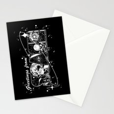 Greetings From Space Stationery Cards