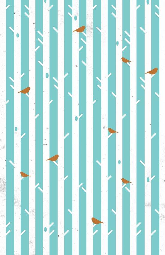 Bird Sanctuary Art Print