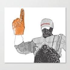 RoboCop —#1 Cop Canvas Print