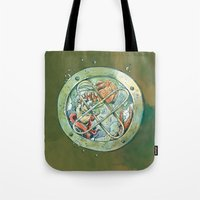 My new friends Tote Bag
