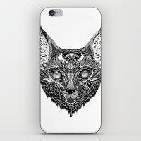 Lynx iPhone & iPod Skin