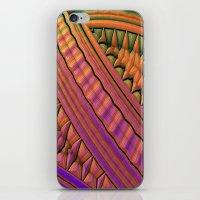 Fiesta 3-D Pattern iPhone & iPod Skin