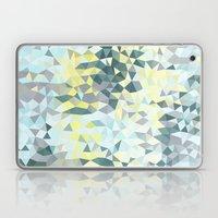 Spring Rain Tris Laptop & iPad Skin