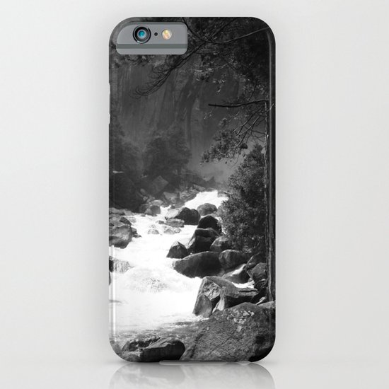 Whiteout Yosemite-2 iPhone & iPod Case
