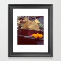 My Thailandia Framed Art Print