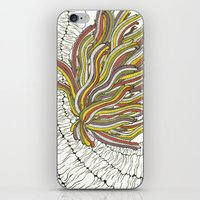Sea Anemone iPhone & iPod Skin