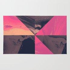 Triangular Magma Rug