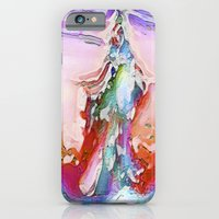 iPhone & iPod Case featuring Plaster by Saul Vargas