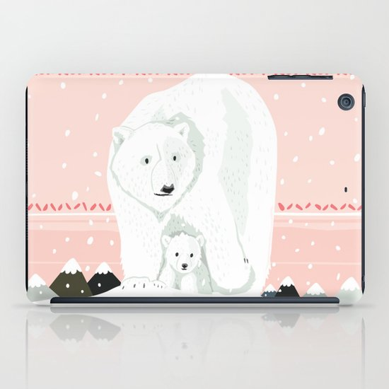 The White Bears and the Tin Soldier iPad Case