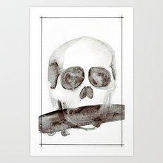 Tell No Tales Art Print