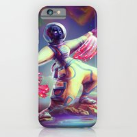 A New Challenger Appears - ULTRA VIOLET iPhone 6 Slim Case