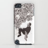iPod Touch Cases featuring Aroma by Kyle Cobban