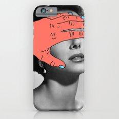 Burning Hands iPhone 6 Slim Case