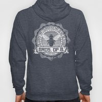 Bros. of B. Dark Hoody