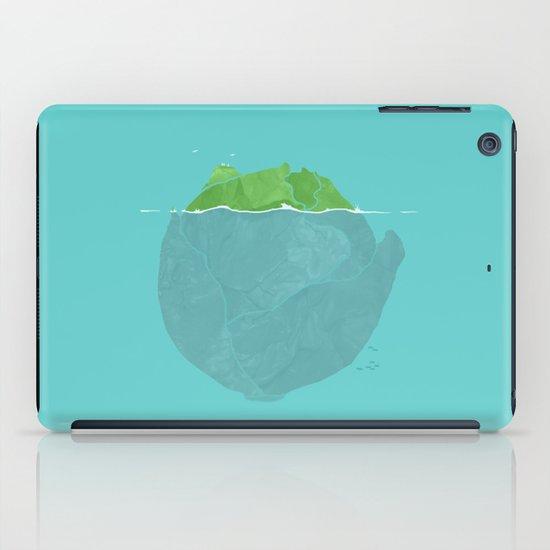 Iceberg Lettuce iPad Case