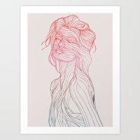 Someplace Beautiful Art Print