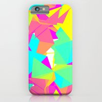 iPhone & iPod Case featuring Abstract Rainbow by Tombst0ne