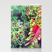 Greenhouse Vibes Stationery Cards