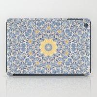 Deep States (Mandala) iPad Case