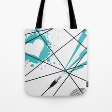 Love this song... Tote Bag