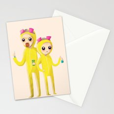 Yeah Science Stationery Cards