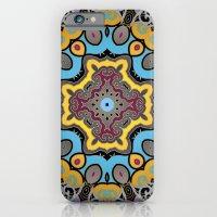 Soothing Mandala iPhone 6 Slim Case