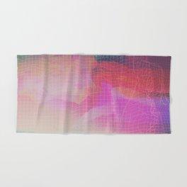 Hand & Bath Towel - Glitch 09 - Seamless